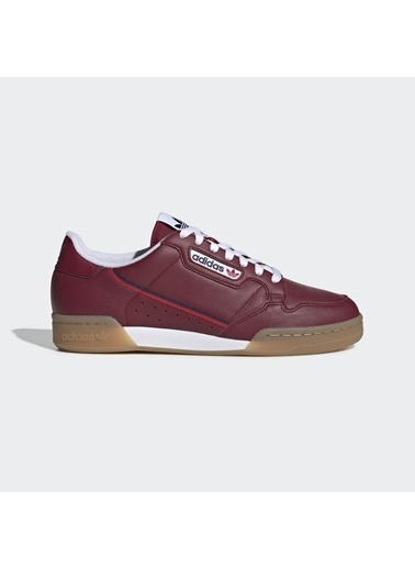adidas Erkek Continental 80 Sneakers EE5394 Bordo
